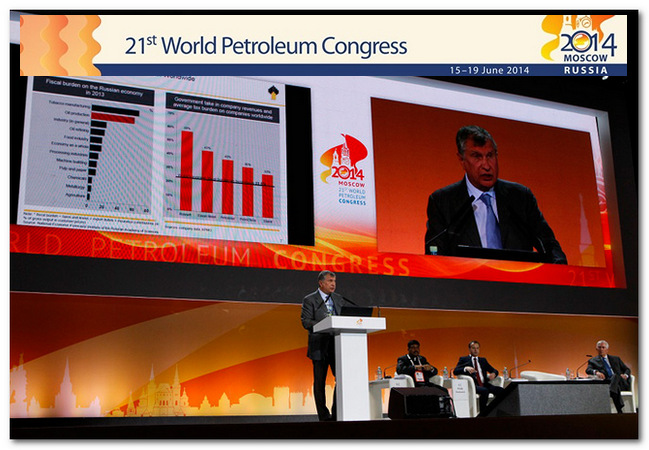 21st World Petroleum Congress