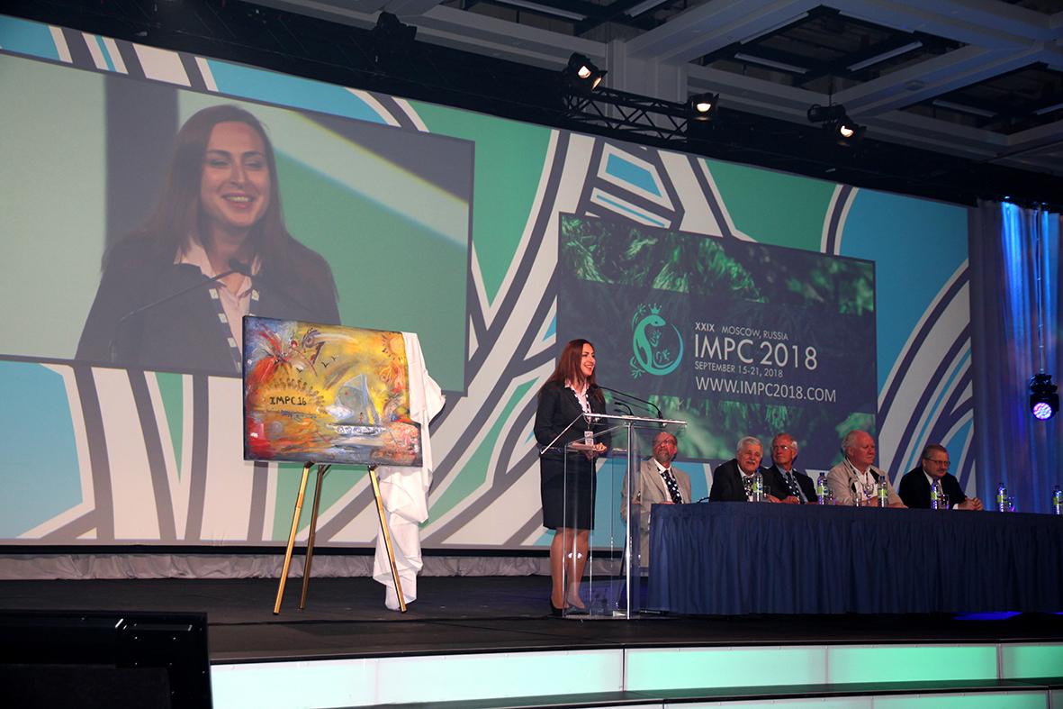 МАКО официально приняла эстафету на проведение Международного конгресса по обогащению полезных ископаемых IMPC 2018