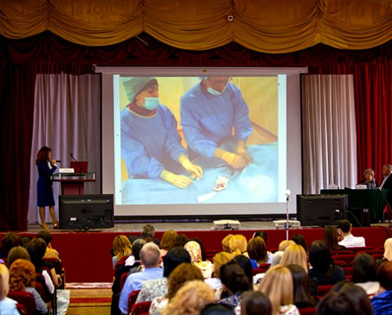 "International scientific-practical conference ""The Heart of the Caucasus"" – multidisciplinary cardiology consultation"""