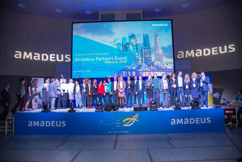 Partners event «Amadeus partners event»